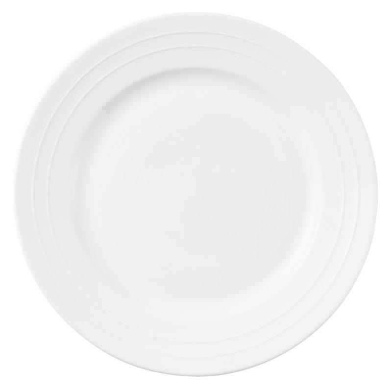 Tivoli Banquet lautanen 27 cm, valkoinen