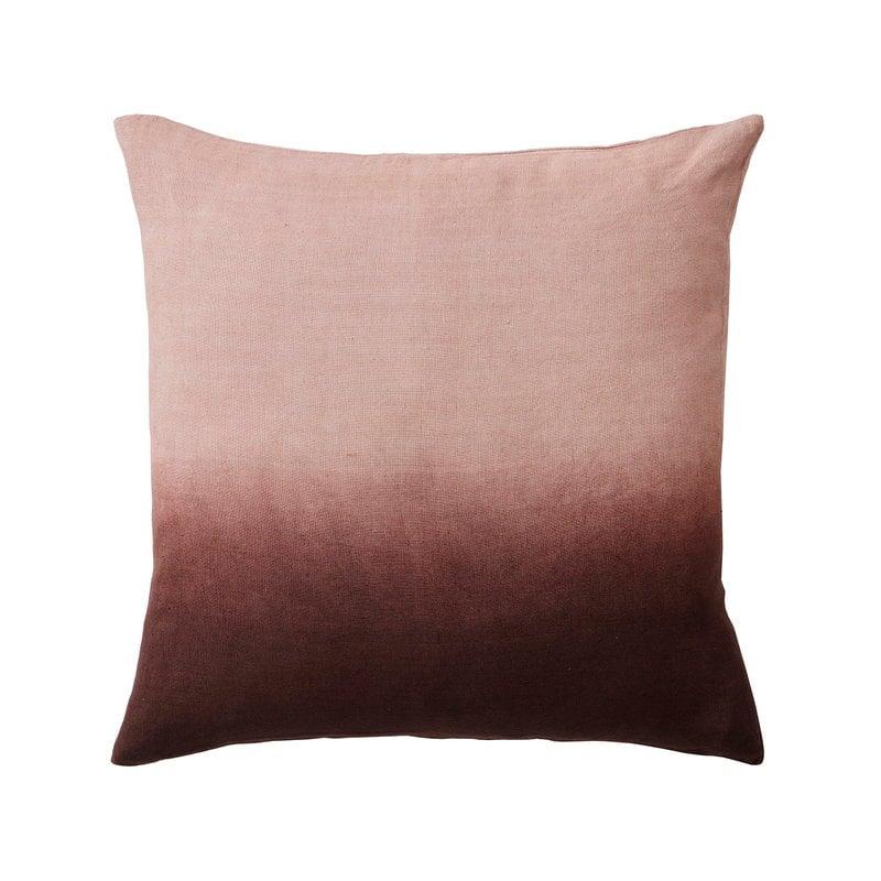 &Tradition Collect Indigo SC28 cushion, 50 x 50 cm, cloud - burgundy