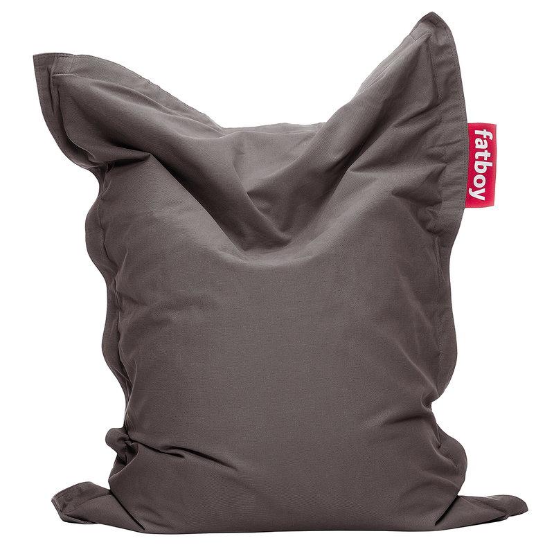 Fatboy Junior Stonewashed bean bag, grey