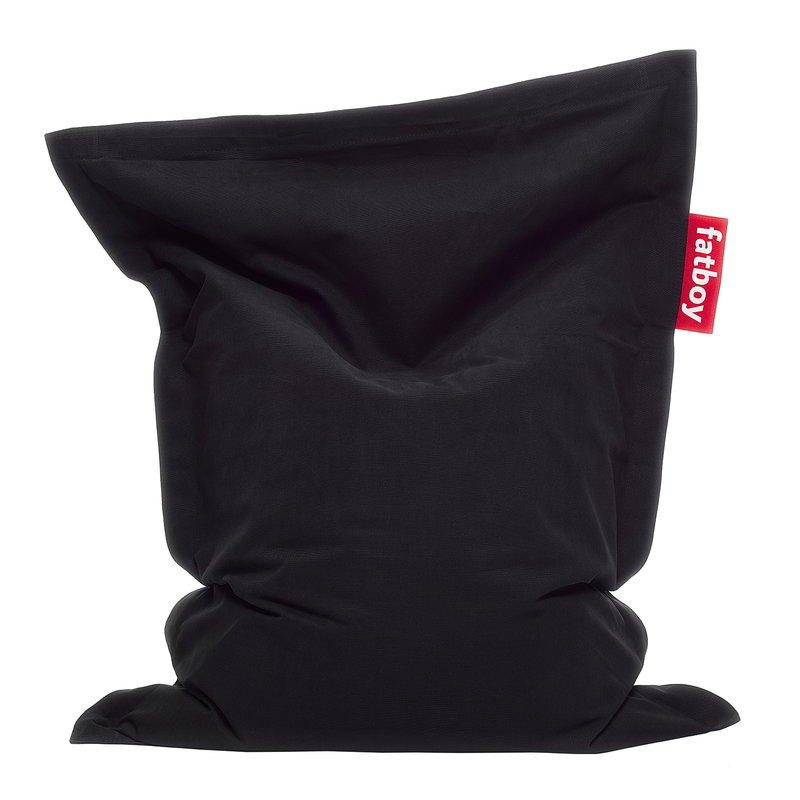 Fatboy Junior Stonewashed bean bag, black