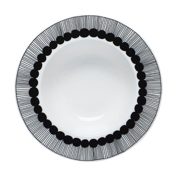 Marimekko Piatto fondo Oiva - Siirtolapuutarha 20 cm