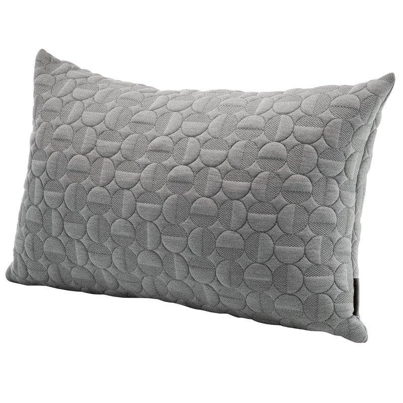 Fritz Hansen Aj Vertigo Cushion 40 X 60 Cm Light Grey Finnish Design Shop