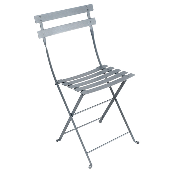 Fermob Bistro Metal chair, storm grey