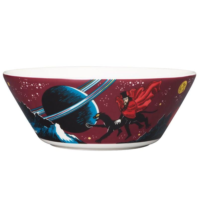 Arabia Moomin bowl, The Hobgoblin