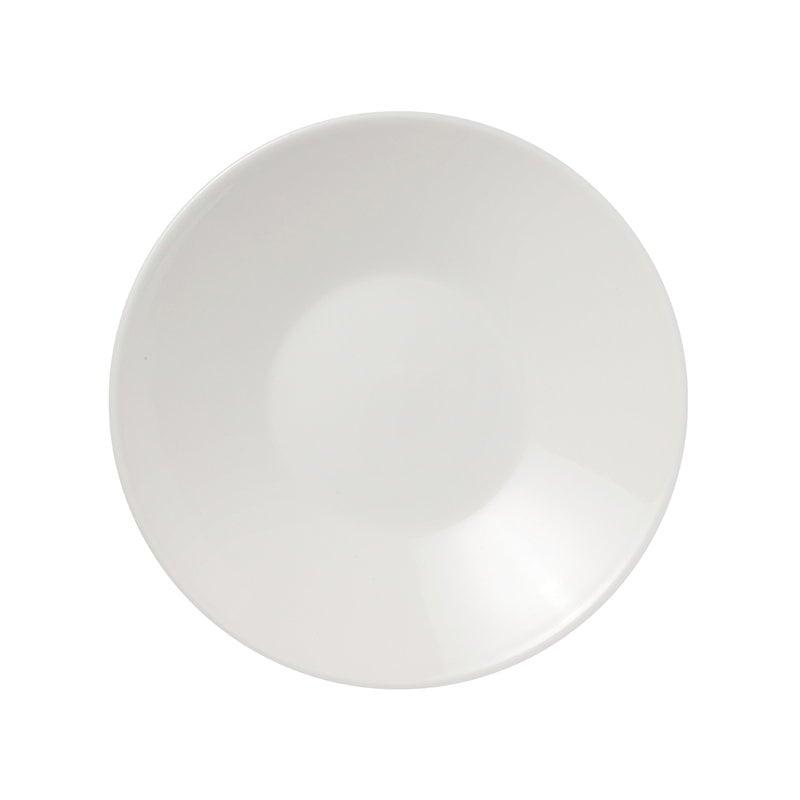 Arabia Piatto KoKo M 17 cm, bianco