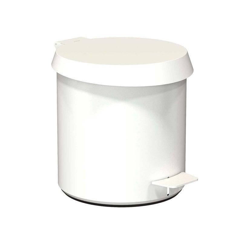 Frost Pedal Bin 250 poljinroska-astia, valkoinen