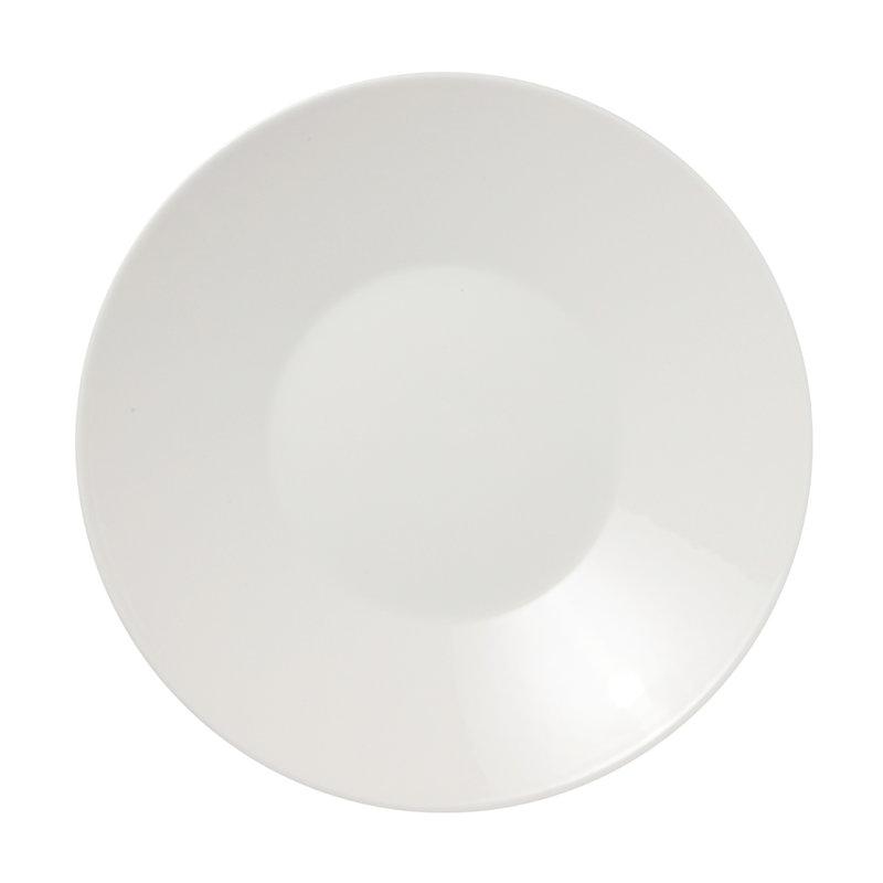 Arabia KoKo lautanen 23 cm, valkoinen