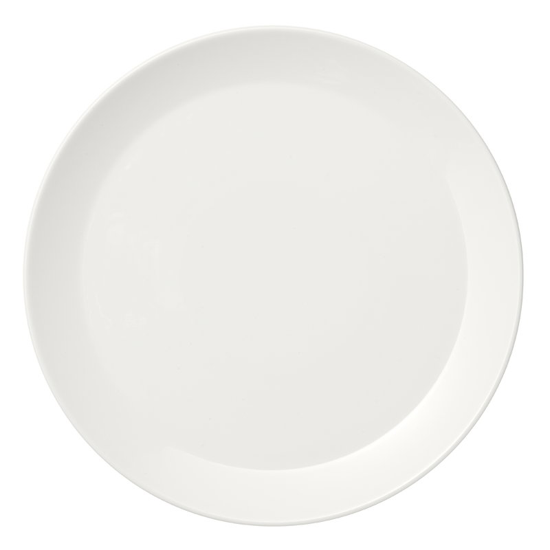 Arabia KoKo plate 27 cm, white