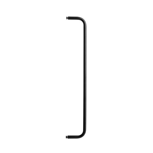 String Furniture String + metal rod, 53 cm, black