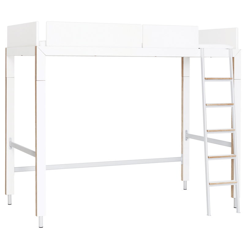 Lundia Lofty loft bed, high