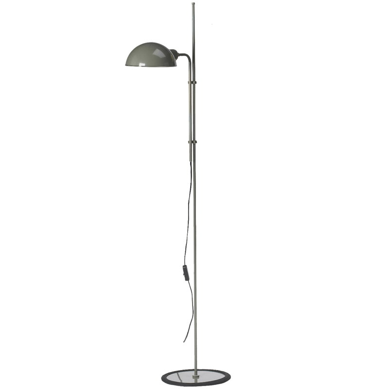 Marset Funiculi floor lamp, grey