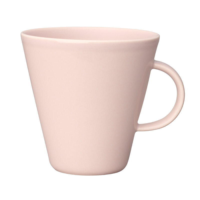 Arabia KoKo mug 0,35 L, pale pink