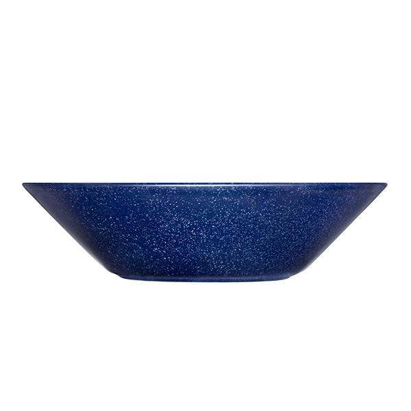 Iittala Teema deep plate 21 cm, dotted blue