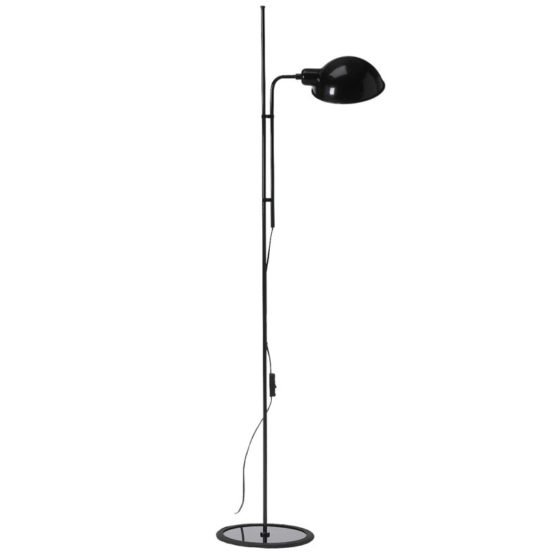 Marset Funiculi floor lamp, black