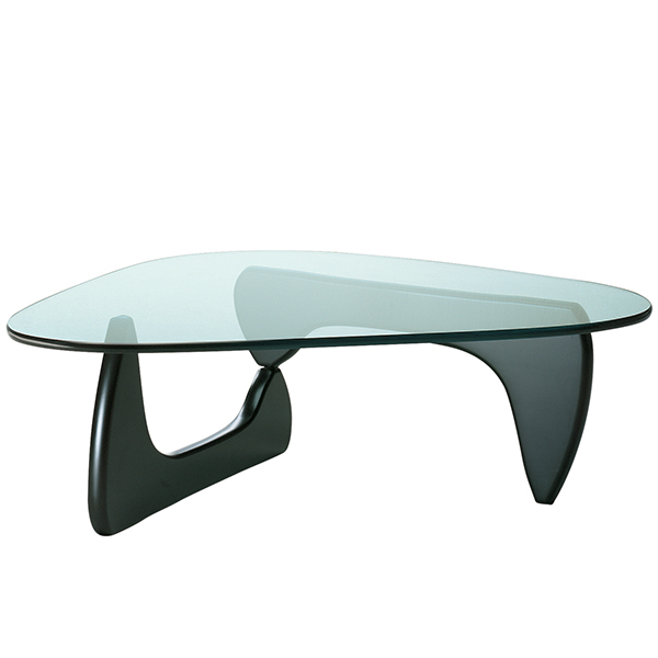Vitra Noguchi coffee table, black ash
