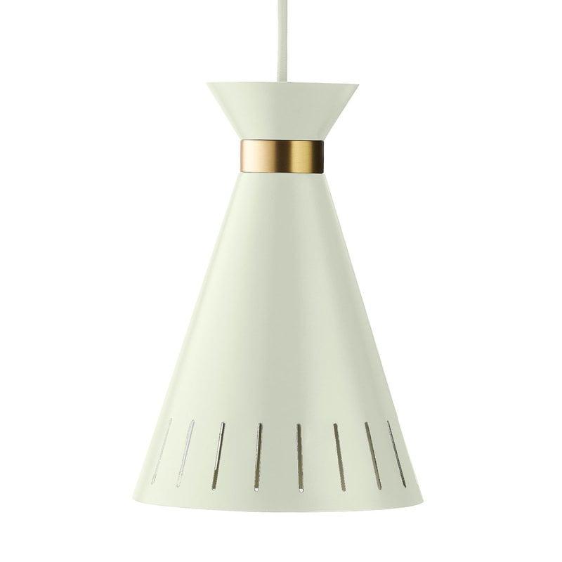 Warm Nordic Cone pendant, warm white