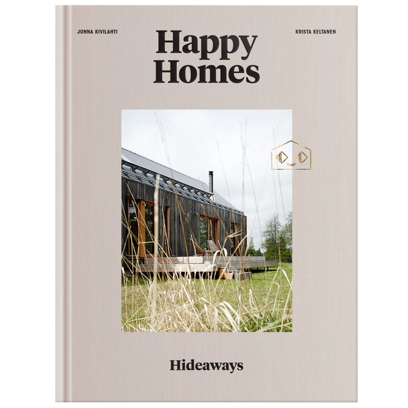 Cozy Publishing Happy Homes: Hideaways | Finnish Design Shop