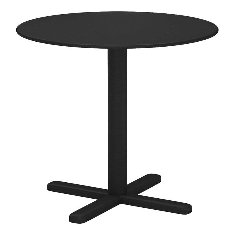Emu Darwin pöytä pyöreä, 80 cm, musta