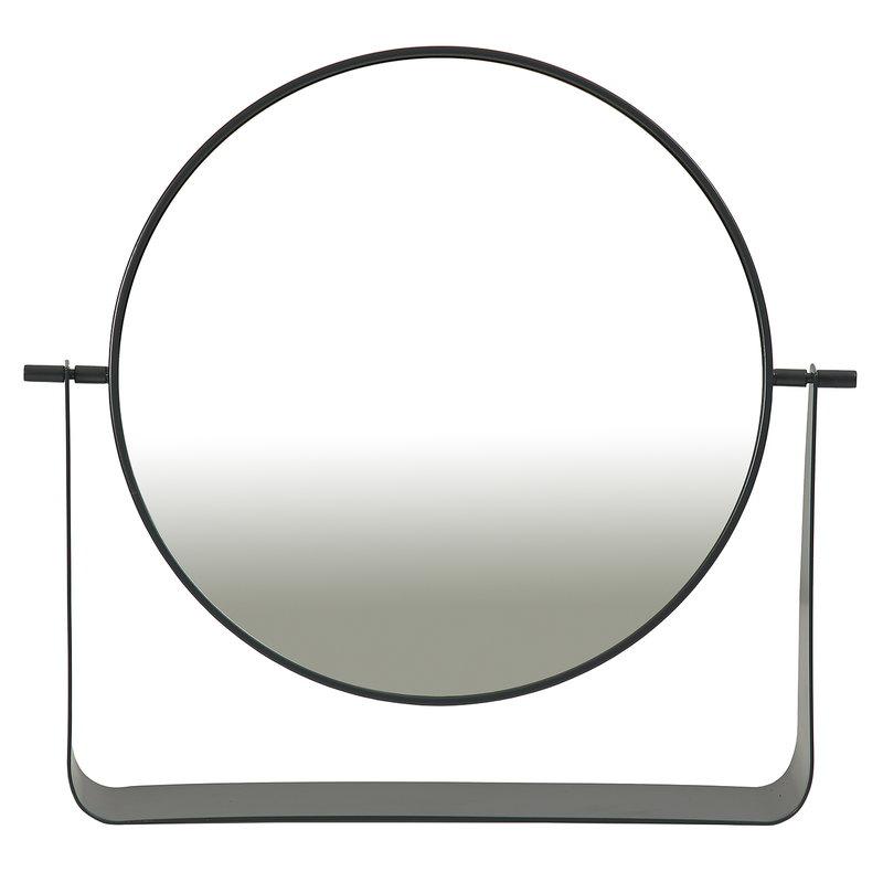 Harto Narcisse pöytäpeili, tummanharmaa