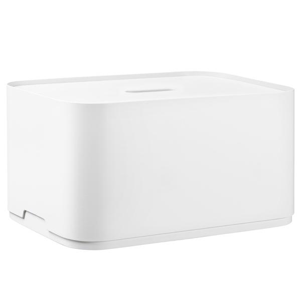 Iittala Vakka box large, white