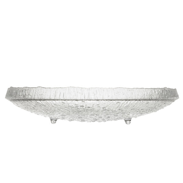 Iittala Ultima Thule serving platter 370 mm