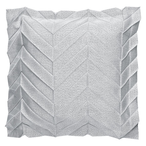 Iittala Iittala X Issey Miyake Zigzag cushion cover, light grey
