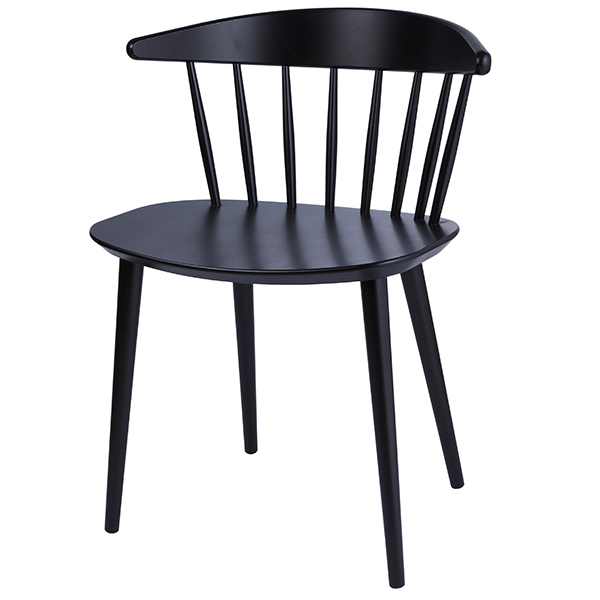 Hay J104 chair, black