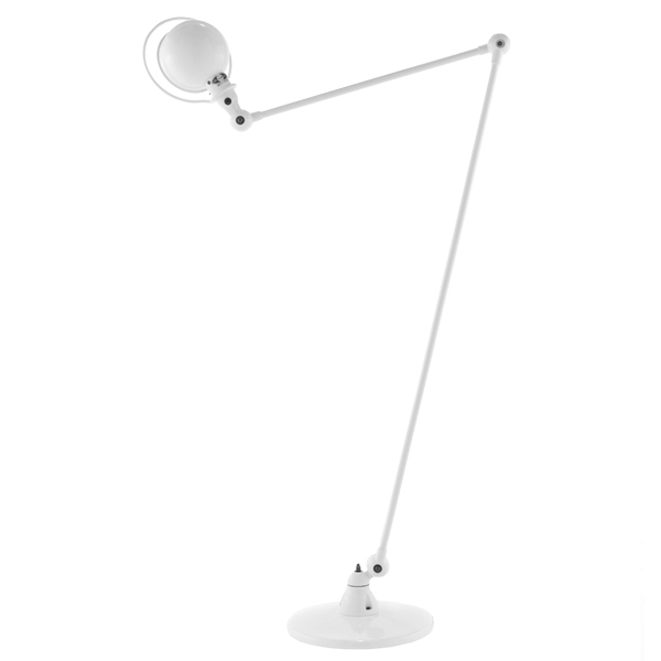 Jieldé Loft D1260 floor lamp, white