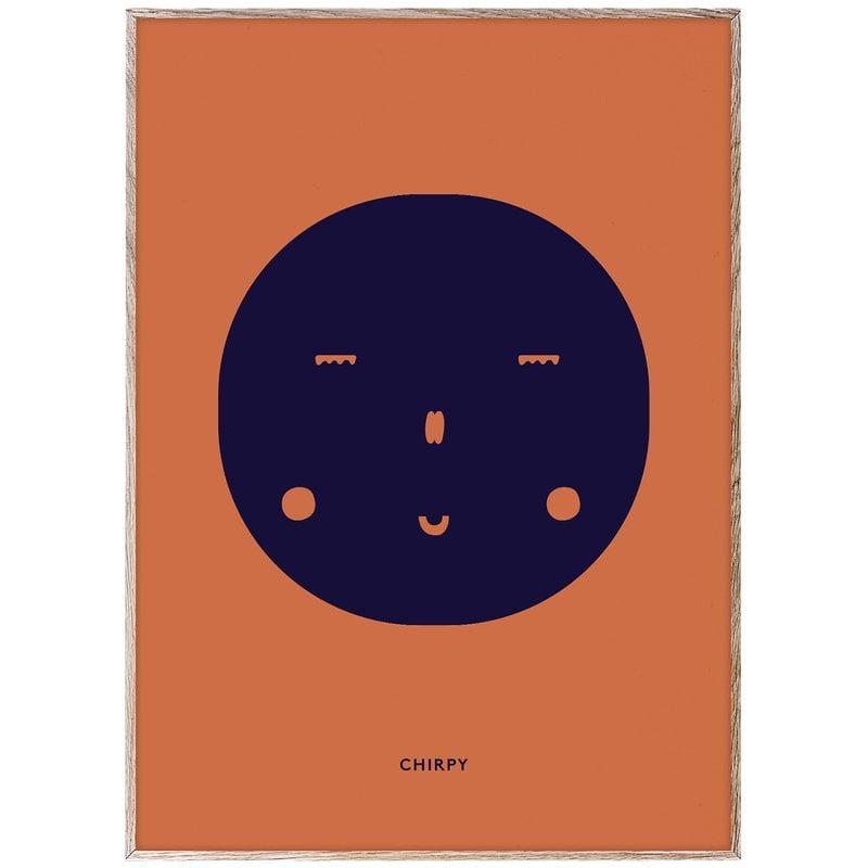 MADO Poster Chirpy Feeling