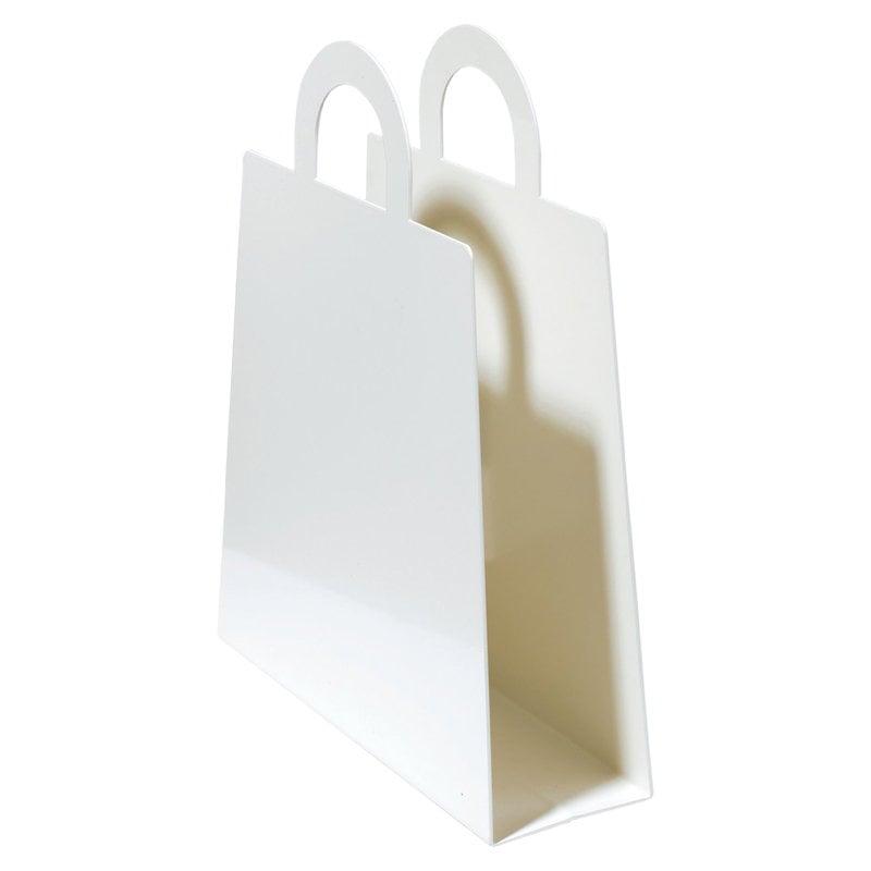 Maze Magbag lehtiteline, valkoinen