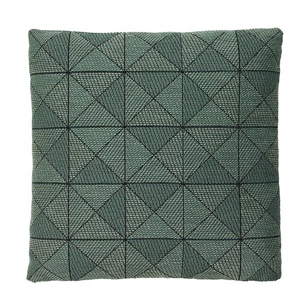 Muuto Tile cushion, green