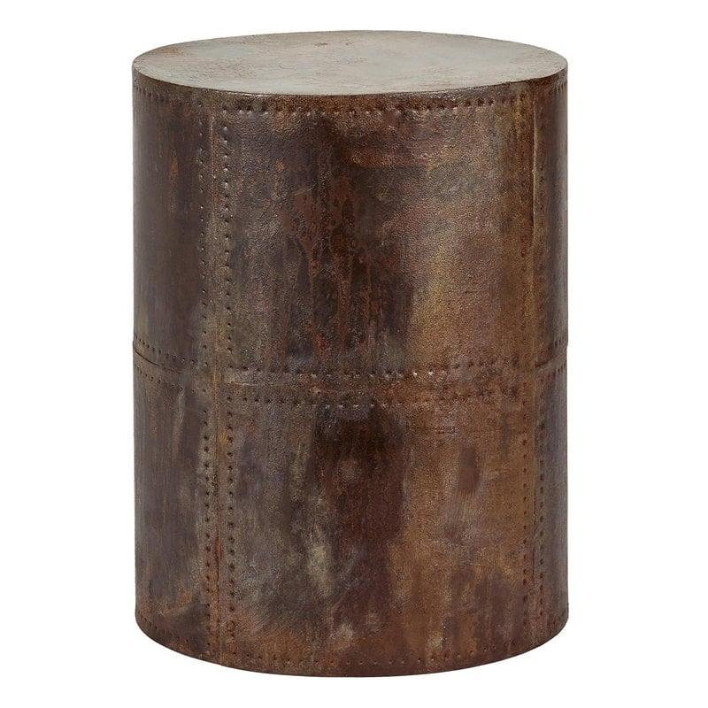 Serax Pawn side table, metal brown