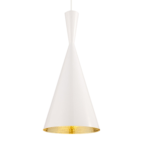 Tom Dixon Beat Light Tall, white