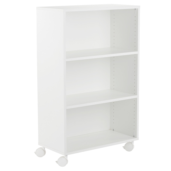 Adi 24/7 open shelf, white