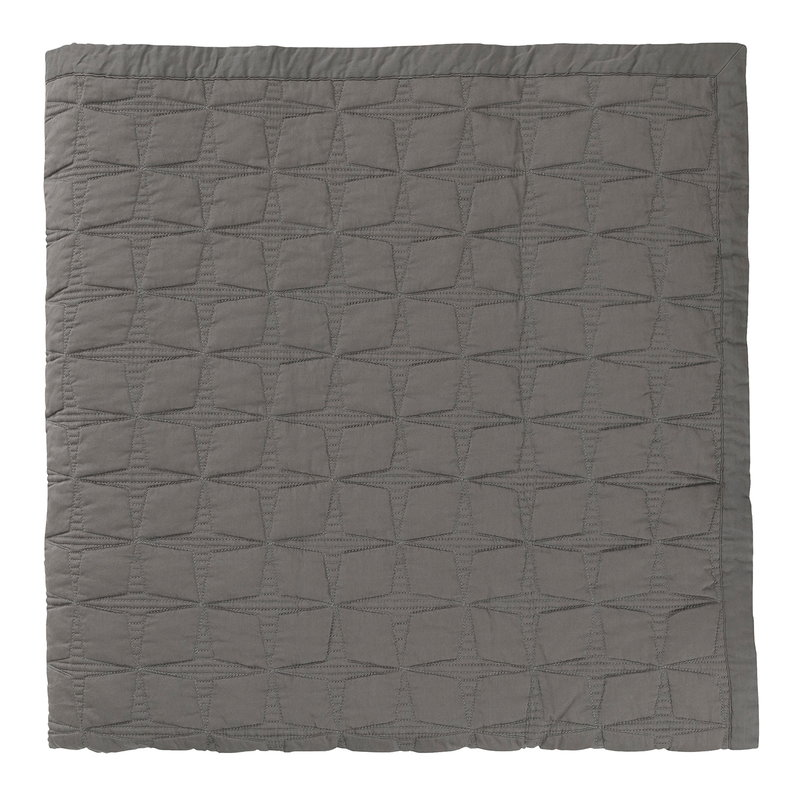 Matri Tuike päiväpeitto 160 x 260 cm, tummanharmaa