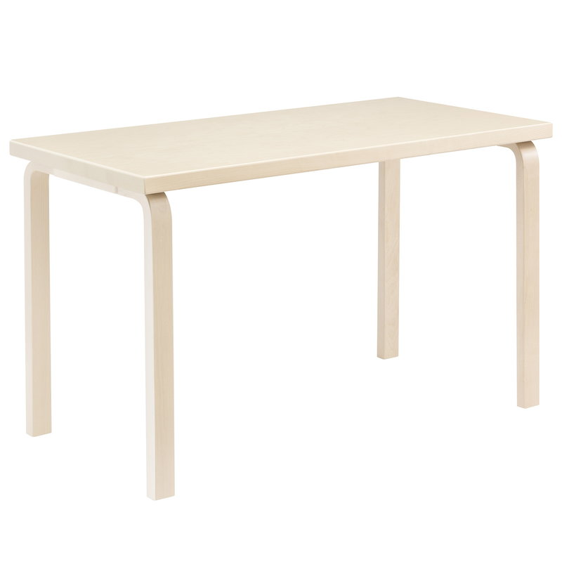 Artek Aalto Table 80a Birch Finnish Design Shop