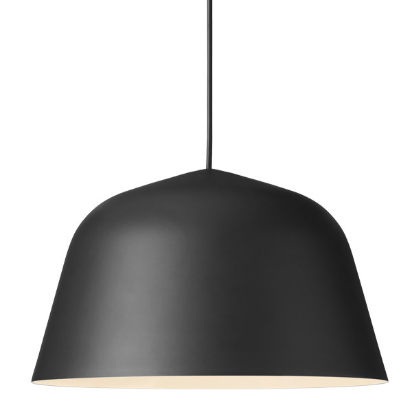 Muuto Lampada Ambit 40 cm, nera
