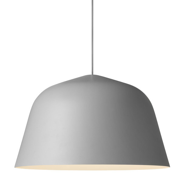 Muuto Lampada Ambit 40 cm, grigia