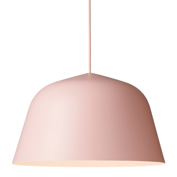 Muuto Lampada Ambit 40 cm, rosa