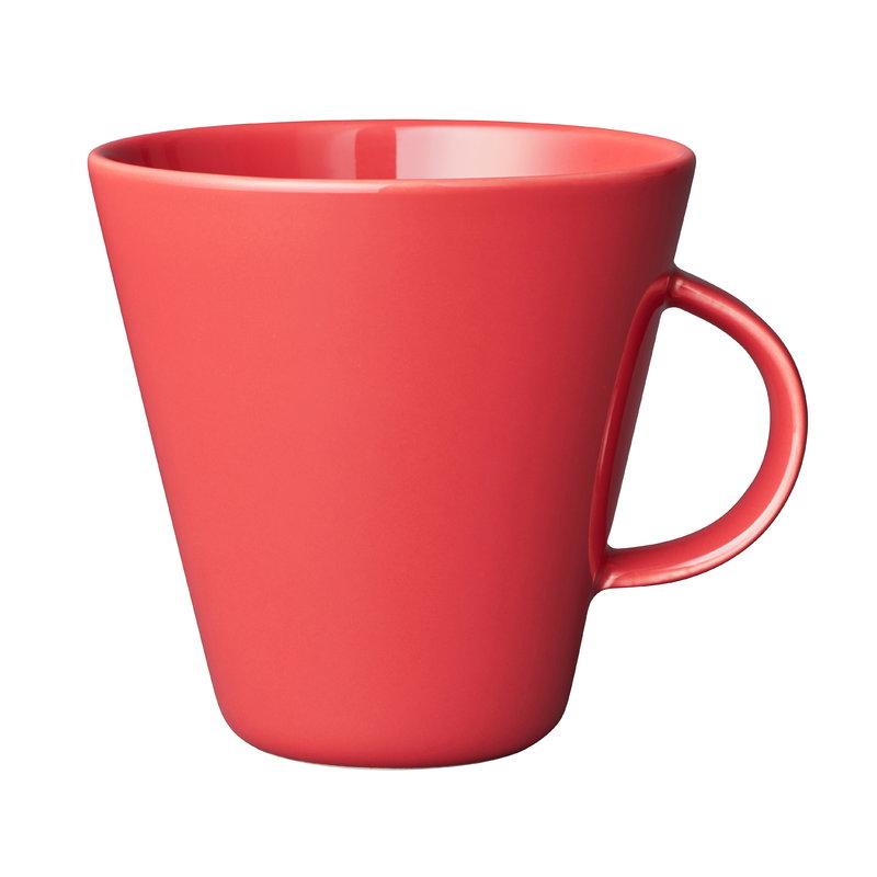 Arabia KoKo mug 0,35 L, coral