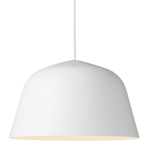 Muuto Ambit riippuvalaisin 40 cm, valkoinen