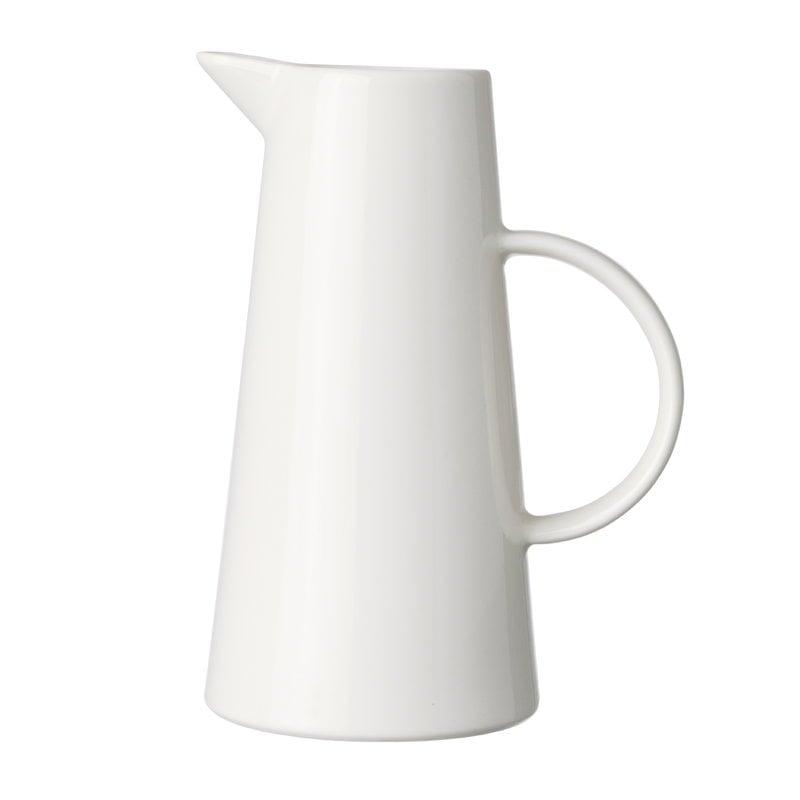 Arabia KoKo jug, white