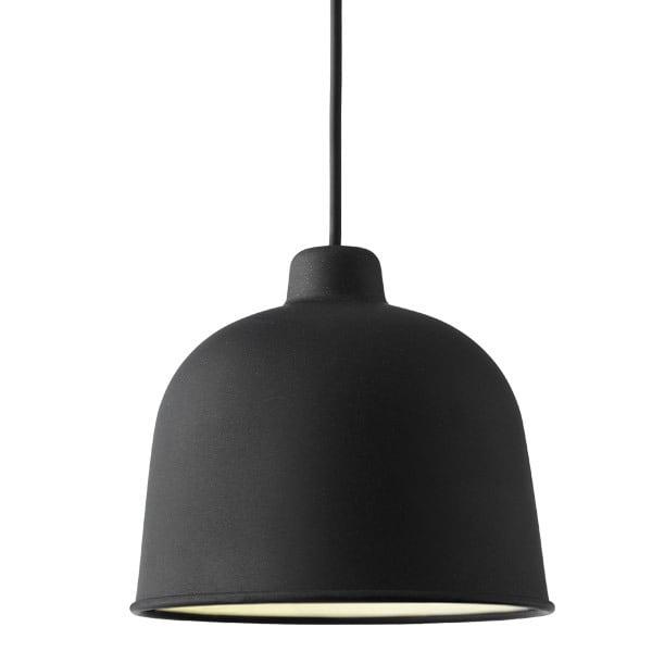 Muuto Grain pendant, black