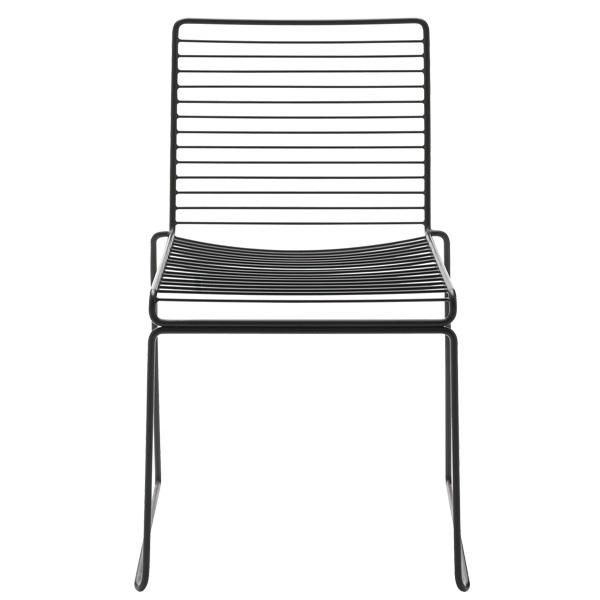 Hay Hee dining chair, black