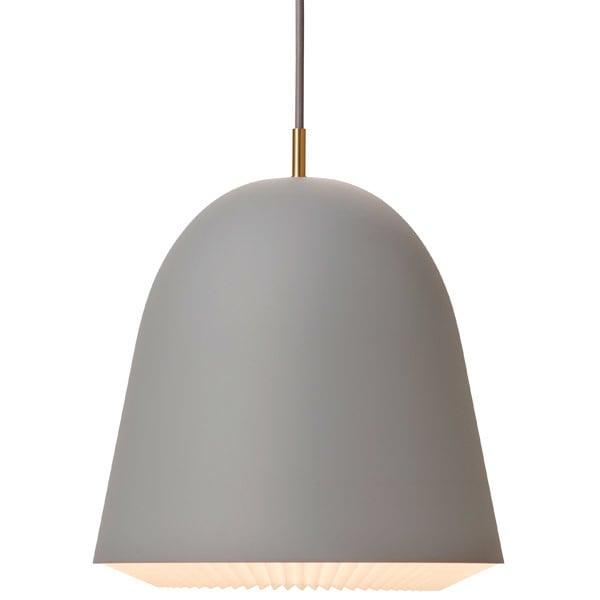 Le Klint Lampada Caché grigia, grande
