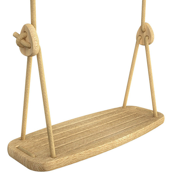 Lillagunga Lillagunga Classic swing, oak - beige