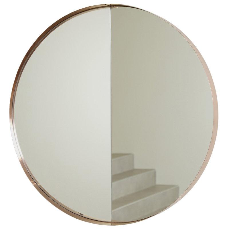 Lokal Helsinki Vino 60 mirror, copper, inward