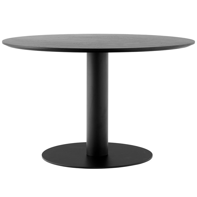 &Tradition In Between SK12 table 120 cm, black stained oak