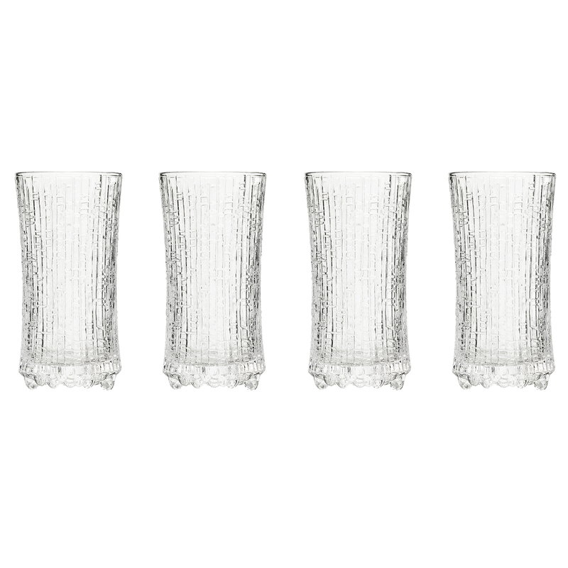 Iittala Bicchiere da spumante Ultima Thule, 4 pz