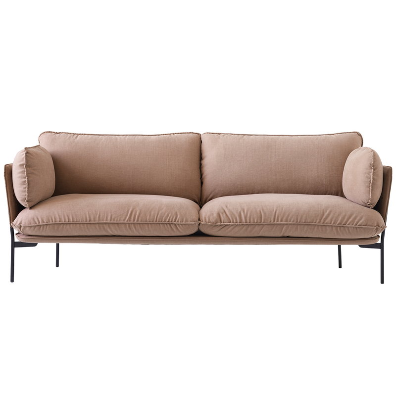 &Tradition Cloud LN3.2 sofa, 3-seater, Hot Madison 495